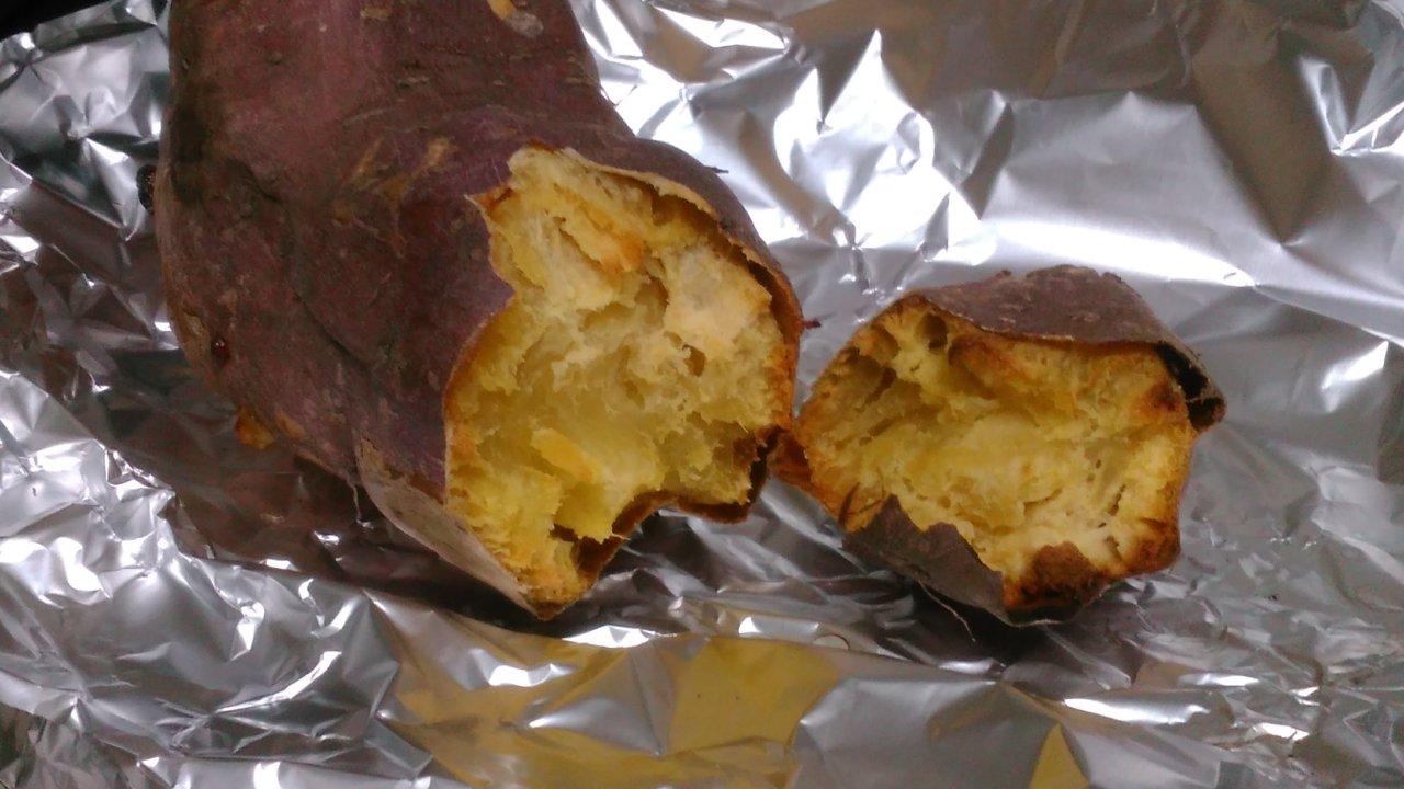 オーブントースターで簡単に美味しく焼ける